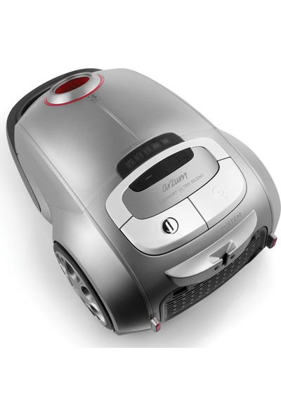 Arzum AR4034 Cleanart Ultra Silent Torbalı Elektrikli Süpürge