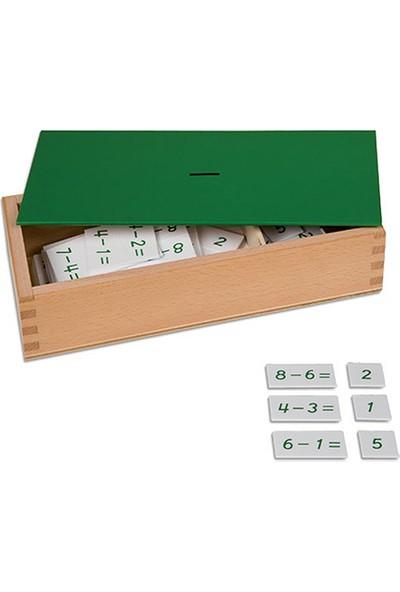 Montessori Çıkarma Kutusu