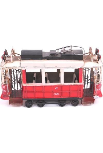 Beha Büyük Boy Metal Tramvay