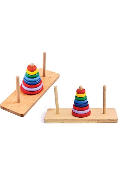 HiQ Toys Hanoi Kulesi