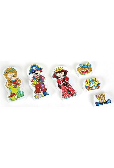 HiQ Toys Karakterleri Kariştir