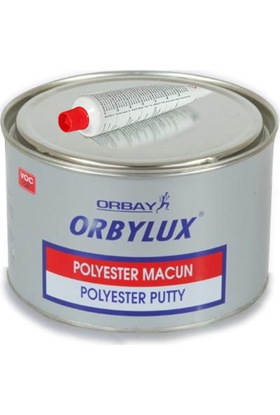 Orbay Orbylux Polyester (Çelik) Macun 1000gr