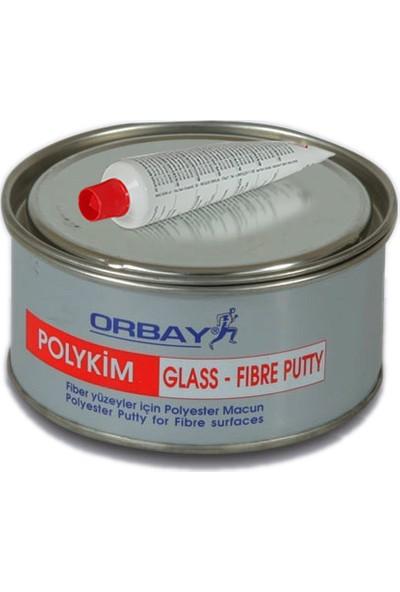 Orbay Polykim Fiber Elyaf Macun 500 Gr