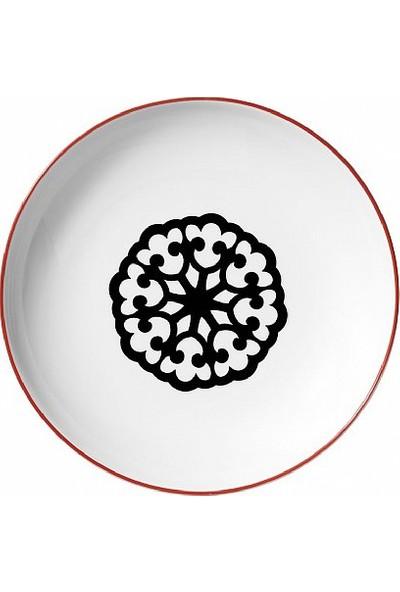 Kütahya Porselen 596612 Dekor 24 Parça Yemek Takımı