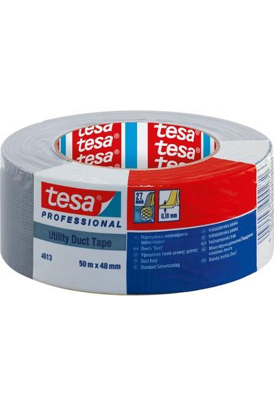 Tesa Bant Duct Tape Gri-Ekonomi 4613 48Mmx50mt