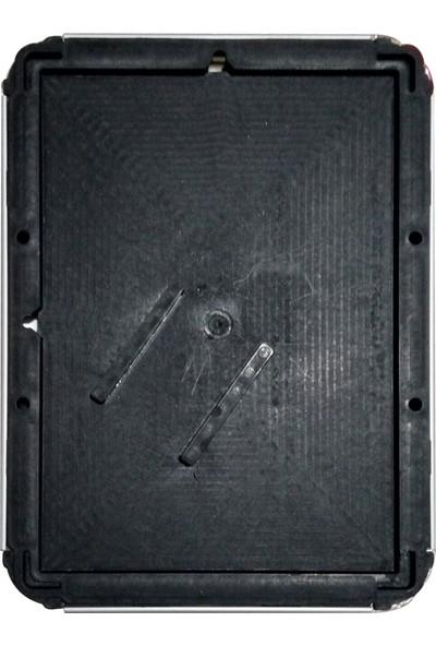 Gramax A5 Alüminyum Çerçeve 25 mm Rondo Köşe Aç Kapa 15 x 21 cm