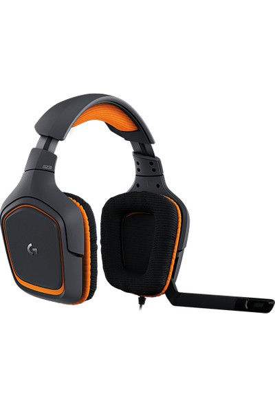 Logitech G231 Prodigy Oyuncu Kulaklığı + Kulaklık Askısı