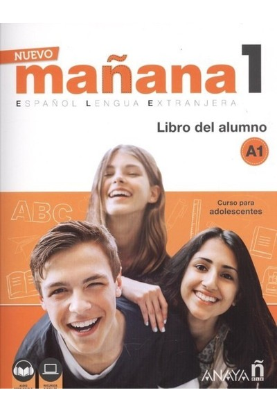 Nuevo Mañana 1 A1 Libro Del Alumno +Audio Descargable - Milagros Bodas