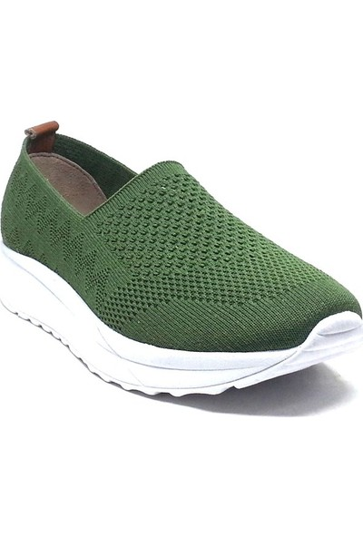 197-T2 Kadın Ayakkabı Yeşil