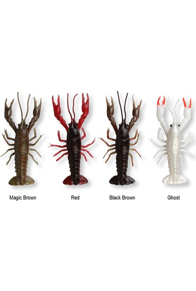 Savage Gear LB 3D Crayfish 12,5 cm 15 gr F 3 Adet Suni Yem