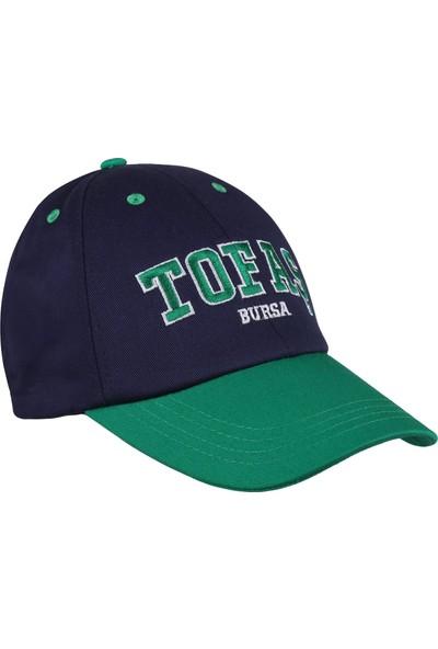 Tofaş Lacivert Şapka Tfs002-300 Klasik Sapka Yesil