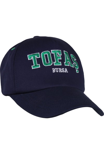 Tofaş Lacivert Şapka Tfs002-400 Klasik Sapka Lacivert