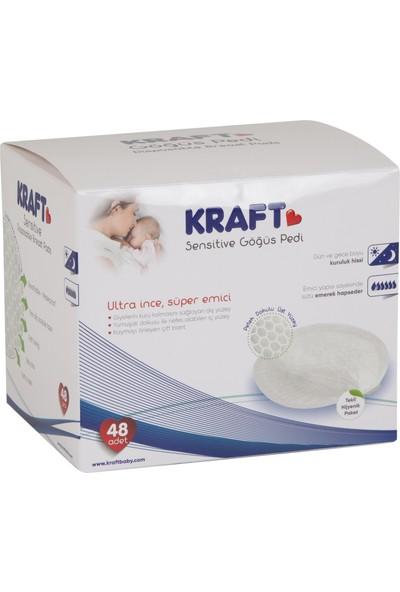 Kraft Sensitive Göğüs Pedi - 48'li