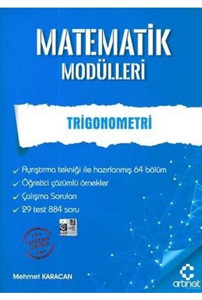 Artınet Matematik Modülleri - Trigonometri - Mehmet Karacan