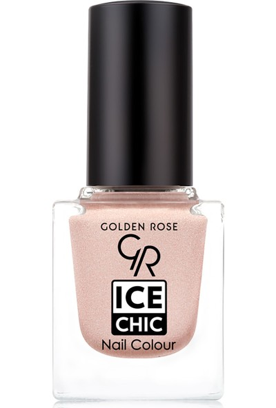 Golden Rose Ice Chic Nail Colour Oje 118