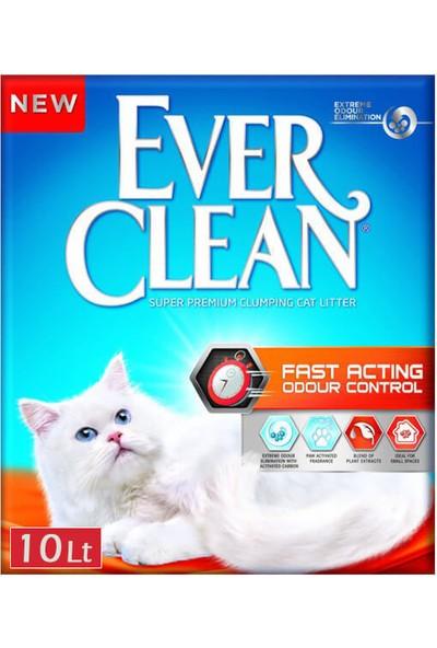 Ever Clean Fast Acting 10 Lt Hızlı Koku Etkili Kedi Kumu