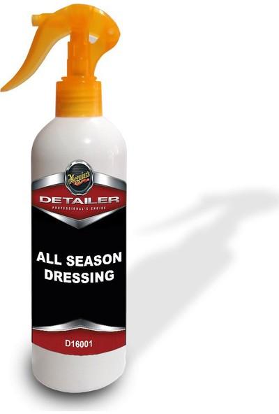 Meguiars D16001 All Season Dressing Lastik Parlatıcı 250ml