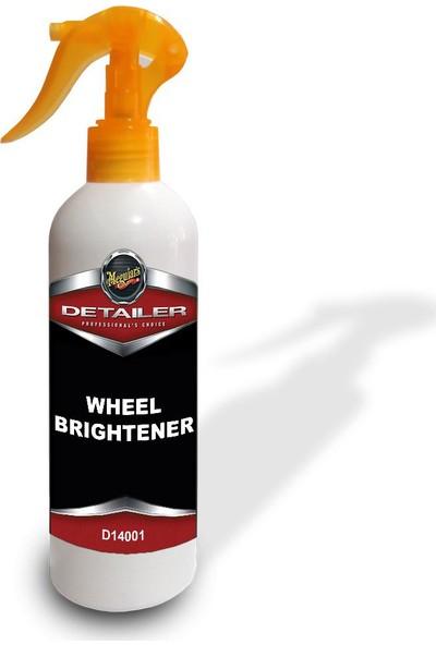 Meguiars Wheel Brightener Jant Temizleyici Ve Parlatıcı 250ml