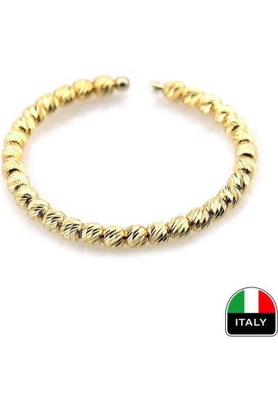 Kuyumcunuz İtalyan Altın Yüzük (14 Ayar)