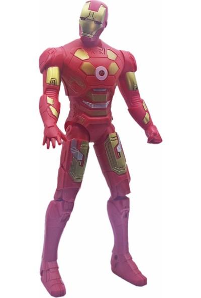 Kkd Yenilmezler Oyuncak Ironman Figür Set