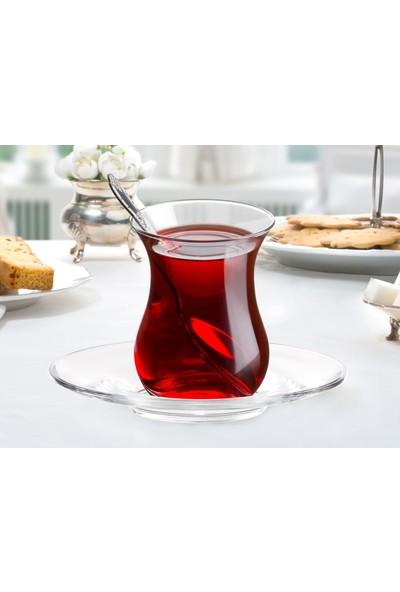 Madame Coco Marmion 6'lı Çay Tabağı Seti