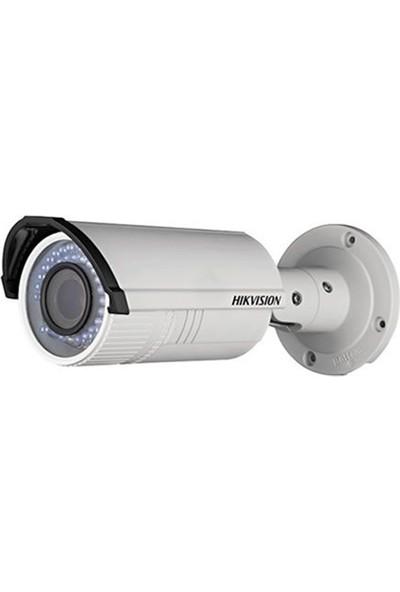 Haıkon DS-2CD2620F-IZS 2.0 MP 2.8 - 12 mm Motorize IR Bullet IP Kamera
