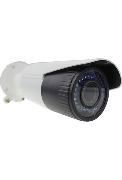 Haıkon DS-2CD1641FWD-IZ 4.0 MP 2688x1520 20 Fps 2.8 - 12 mm Motorize IR Bullet IP Kamera