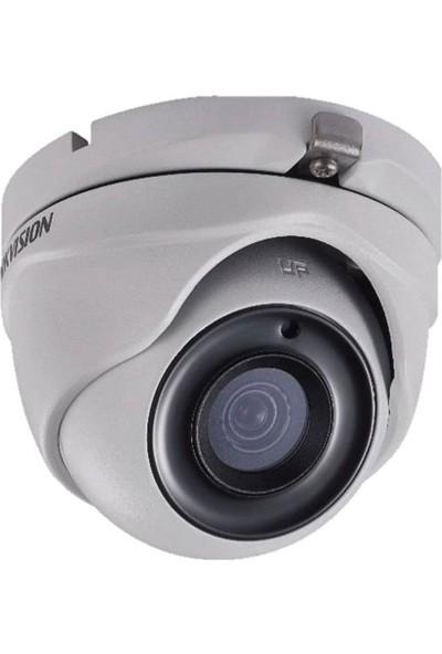 Haıkon DS-2CE56D8T-ITME 2.0 MP 2.8 mm M12 PoC Destekler HD TVI IR Dome Kamera