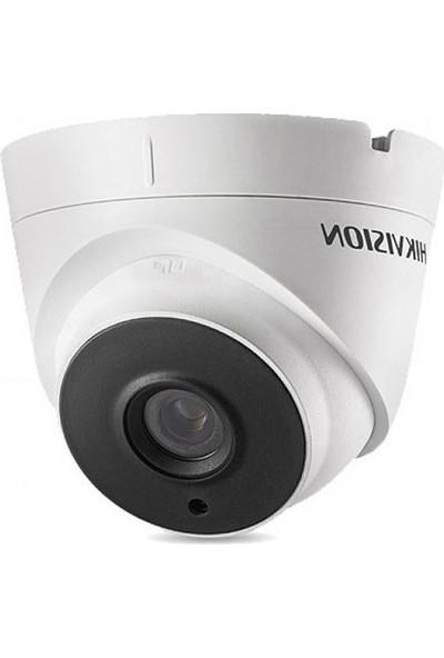 Haıkon DS-2CE56D8T-IT3E 2.0 MP 2.8 mm M12 PoC Destekler HD TVI IR Dome Kamera