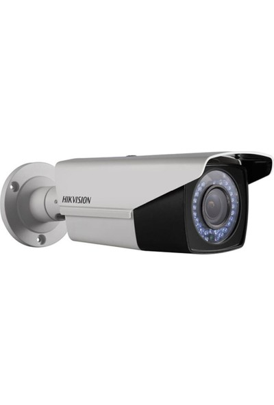 Haıkon DS-2CE16C2T-VFIR3 1.0 MP 2.8 - 12mm TVI/AHD /CVI/CVBS 720P HD-TVI IR Bullet Kamera