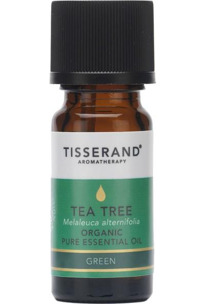 Tisserand Çay Ağacı Yağı 9Ml Organik Ve Saf