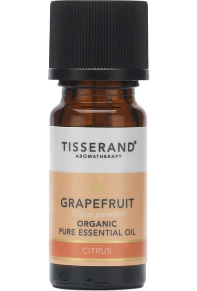 Tısserand Greyfurt Yağı 9 Ml Organik Ve Saf