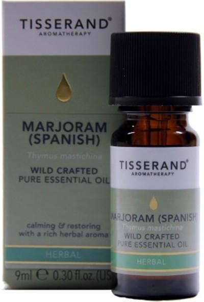Tısserand Mercan Köşk (Marjoram) Yağı 9 Ml Organik Ve Saf