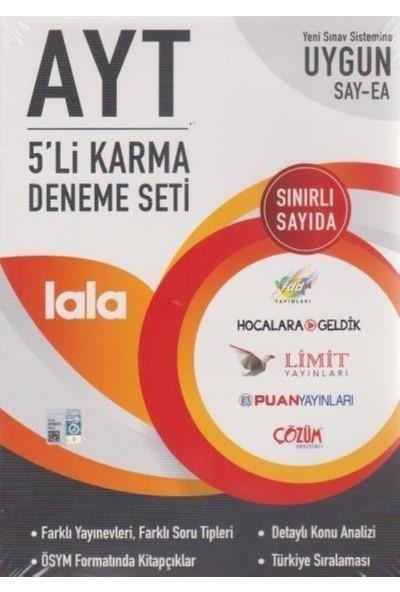 Lala Ayt 5'Li Karma Deneme Seti