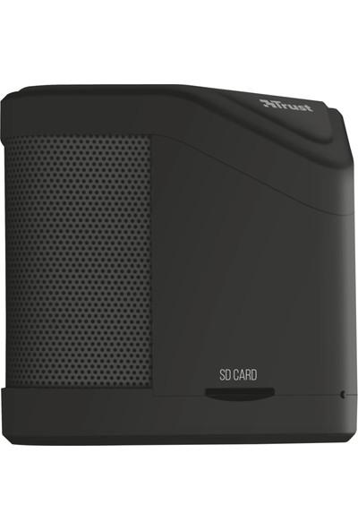 Trust 21701 MUZO Kablosuz Mini Bluetooth Hoparlör Siyah