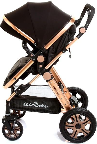 LeleBaby Travel Sistem Bebek Arabası
