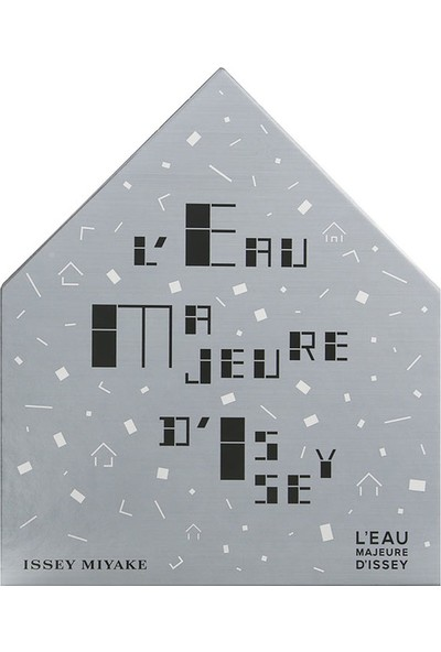 Issey Mıyake L'Eau Majeure D'Issey Edt 50Ml+Duş Jeli 100Ml Set