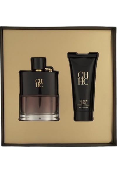 Carolina Herrera Ch Prıve Edt 100Ml+Aftershave 100Ml Erkek Set