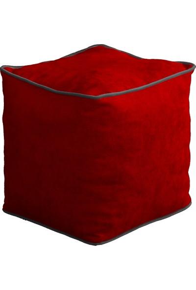 Gibi Design Tonbo Kırmızı Puf