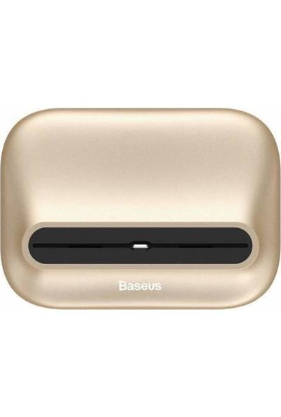 Baseus Apple iPhone X 5S C 6 6S Plus 8 7 Plus Dock Stand Masaüstü Şarj
