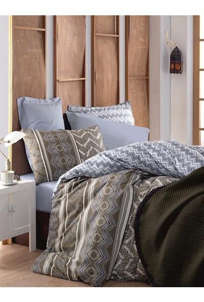 Cotton Box Tek Kişilik Yatak Örtüsü ve Nevresim Takımı Joy