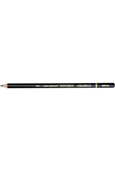Koh-İ Noor Gioconda Siyah Grafit Kalemi N:8800/2B