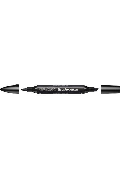 Winsor Newton Brusmarker N:130 Black