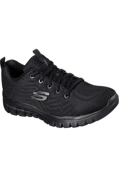 Skechers Graceful Get Connec Kadın Spor Ayakkabı 12615 Bbk