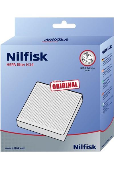 Nilfisk Elite-Select serisi Hepa 14 Flitre