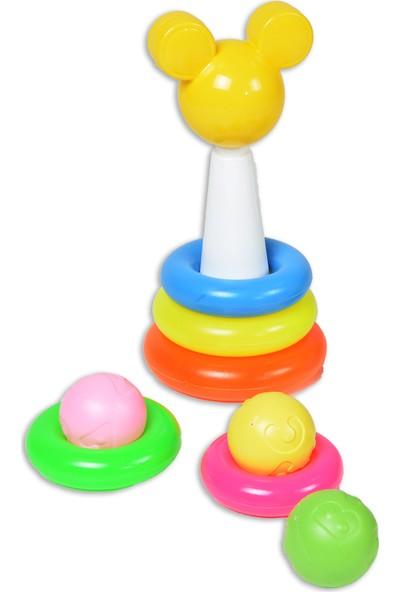 Furkan Toys Disney Baby Eğitici Halkalar