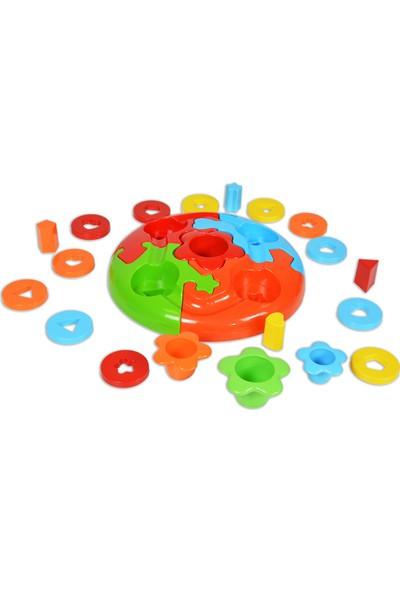 Furkan Toys Disney Baby Puzzle Oyun Seti