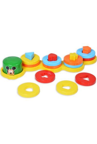 Furkan Toys Disney Baby Eğitici Tırtıl
