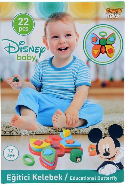 Furkan Toys Disney Baby Eğitici Kelebek