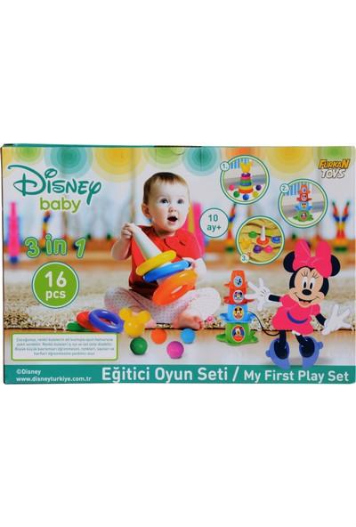 Furkan Toys Disney Baby Eğitici Oyun Seti
